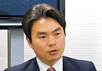 日本ビスカ株式会社 企画開発部 部長 蓮池 健二氏