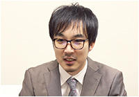 株式会社ロボットインタラクティブ・コンテンツ部 プロデューサー 稲川亮輔氏