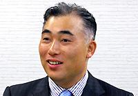 日本ビスカ株式会社 代表取締役 石田 伸道氏