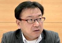 コクヨ株式会社 情報システム部 ワークスタイルソリューショングループリーダー 土山 宏邦氏