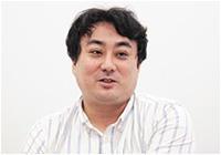 情報システム部門 インフラ管理グループ 小林 充幸氏