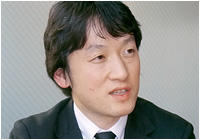 株式会社ドリーム・アーツ 経営企画本部 新規事業推進室 グループマネージャー 石田 健亮氏