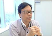 ニフティ株式会社 総務部 課長 西村 健氏