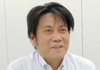 古河ロックドリル株式会社 営業本部 営業企画課 販売推進課 主任技師 市川 照男氏