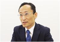 株式会社ベビーロック 執行役員 管理本部長 井上 英二氏