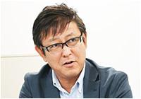 取締役 浜田 親弘氏
