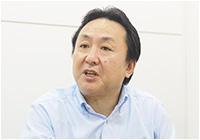 営業・マーケティング本部企画マーケティング部 部長 宇田 寛司氏