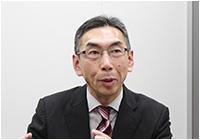 株式会社アドバンテスト新企画商品開発室 NPEグループ NCS部部長 鈴木 武久氏