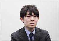 株式会社ディーネット営業本部 第1営業部 岸本 祐典氏