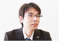 株式会社明光ネットワークジャパン 情報システム部 係長 小杉 徹氏