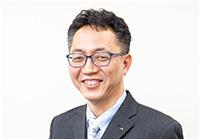 協同情報センター 総務企画部 部長 田中 徳彦氏